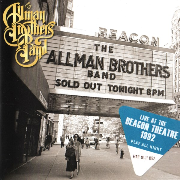 Play All Night: Live At The Beacon Theatre 1992 THE ALLMAN BROTHERS BAND