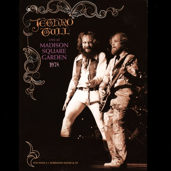 Live At Madison Square Garden 1978 JETHRO TULL
