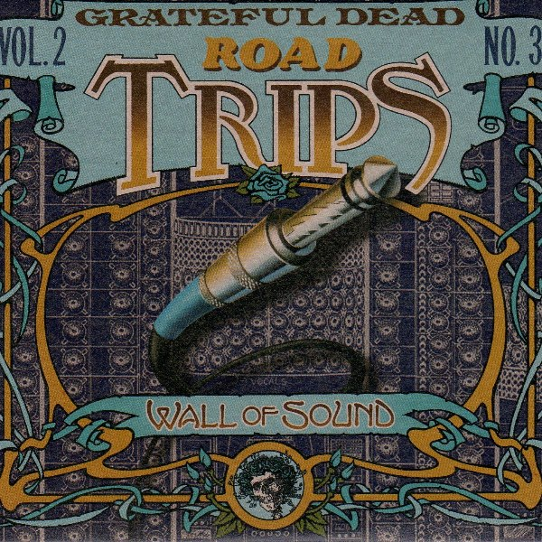 Road Trips Vol. 2 No. 3 Wall Of Sound GRATEFUL DEAD