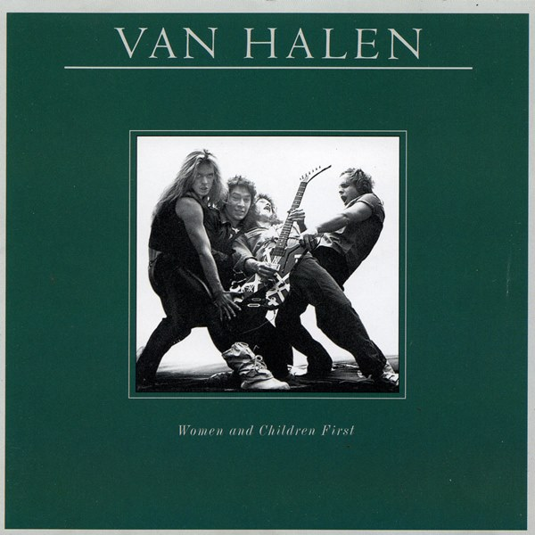 Women And Children First VAN HALEN
