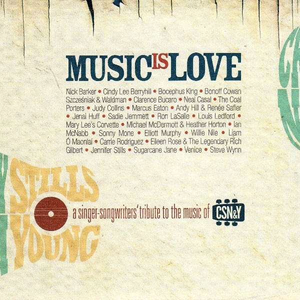 Music Is Love VARIOUS ARTISTS