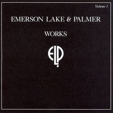 Works - Volume 1 EMERSON, LAKE AND PALMER