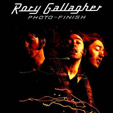 Photo-Finish RORY GALLAGHER