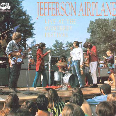 Live At The Monterey Festival JEFFERSON AIRPLANE