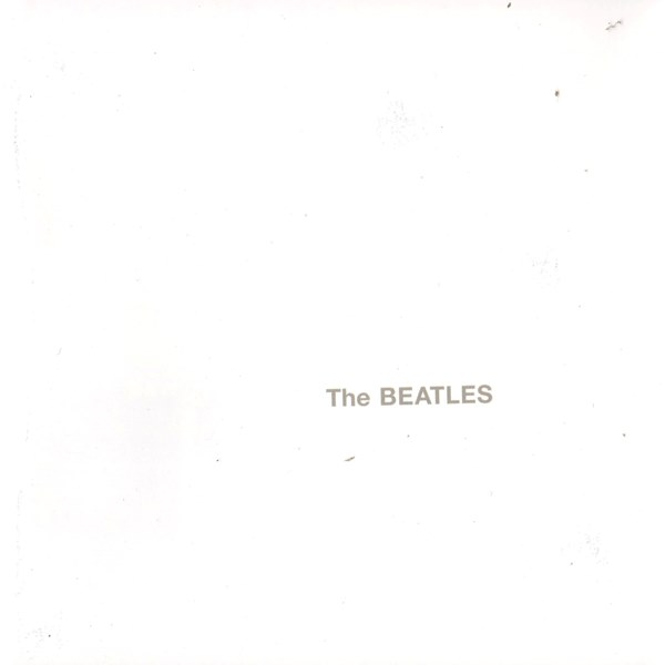 The Beatles (White Album) THE BEATLES