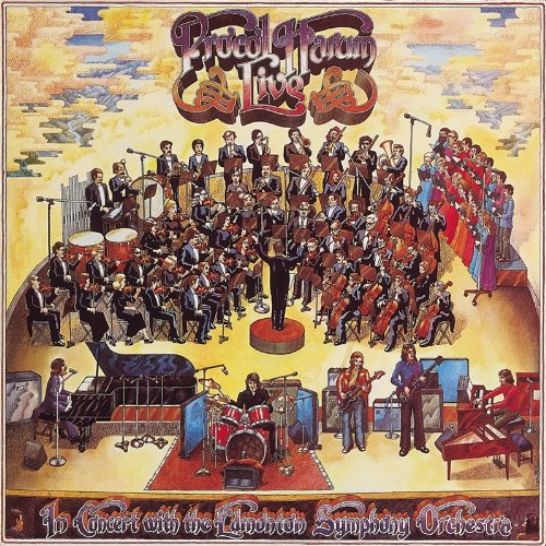 Live With The Edmonton Symphony Orchestra PROCOL HARUM