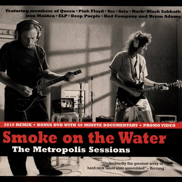 Smoke On The Water: The Metropolis Sessions ROCK AID ARMENIA