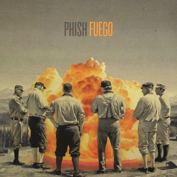 fuego - phish