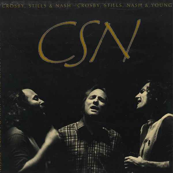 Box Set CROSBY, STILLS & NASH