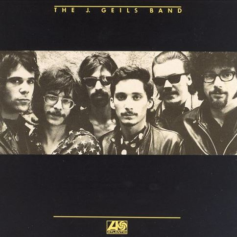The J. Geils Band THE J. GEILS BAND