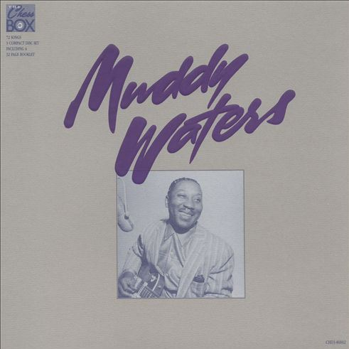 The Chess Box MUDDY WATERS