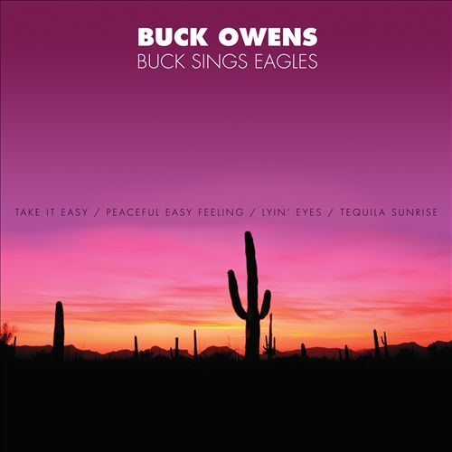 Buck Sings Eagles BUCK  OWENS