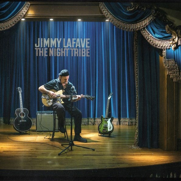 the night tribe - jimmy lafave
