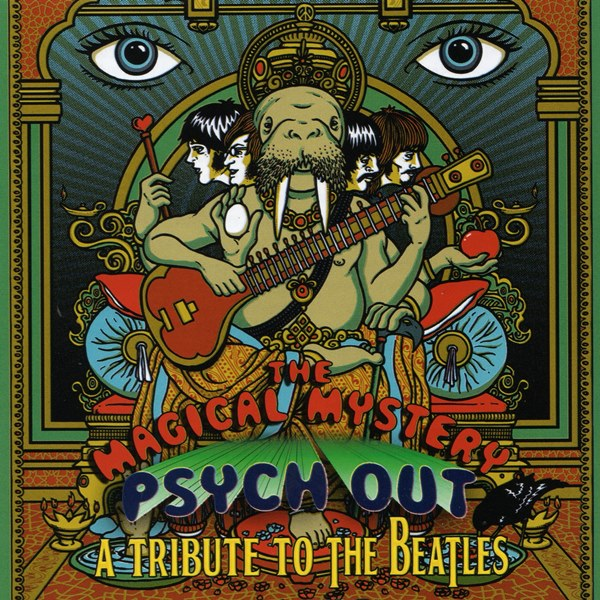 The Magical Mystery Psych Out - A Tribute To The Beatles VARIOUS ARTISTS