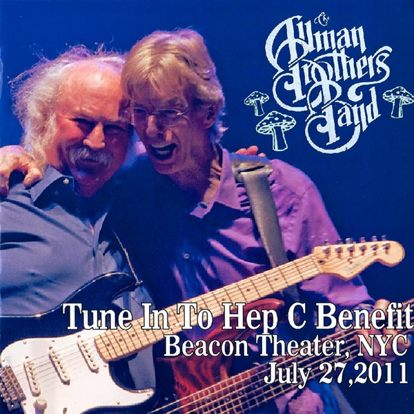 Tune In To Hep C Benefit THE ALLMAN BROTHERS BAND