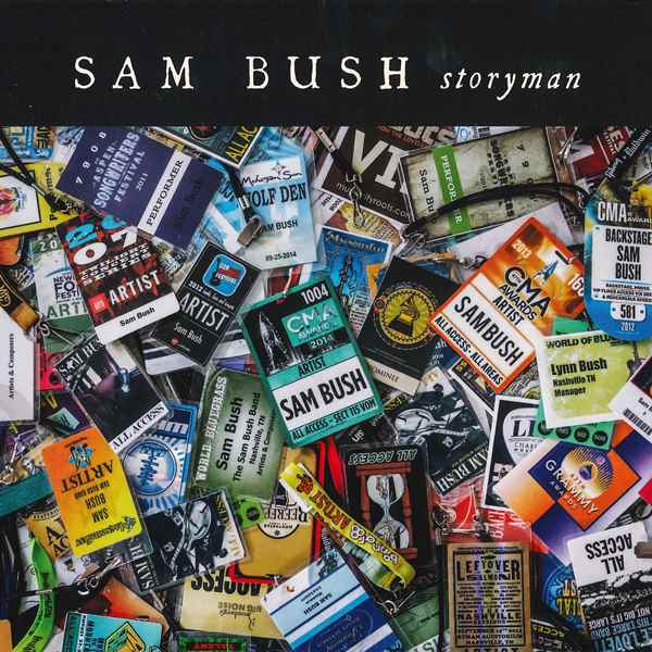 Storyman SAM BUSH