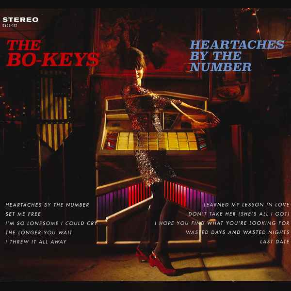 Heartaches By The Number THE BO-KEYS