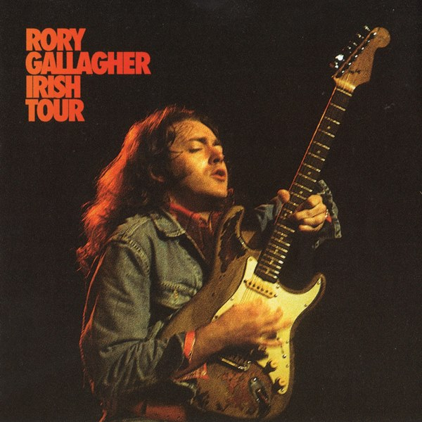 Irish Tour RORY GALLAGHER