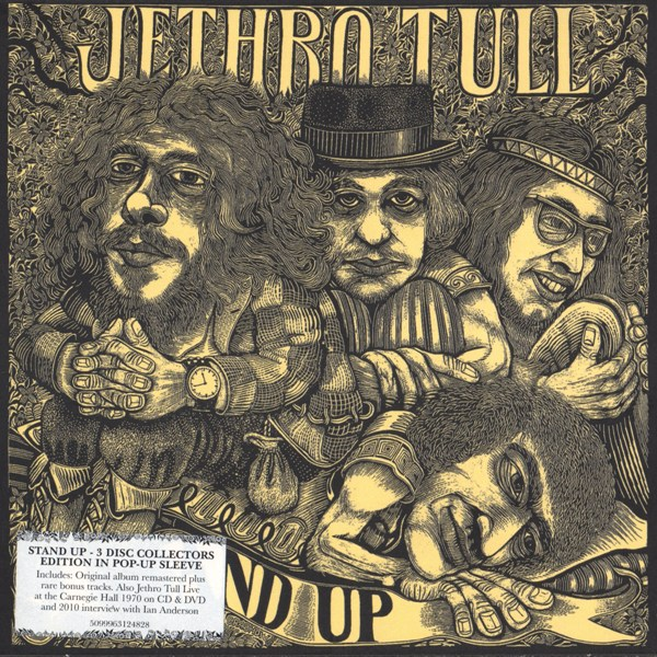 Stand Up (deluxe edition - 2010) JETHRO TULL