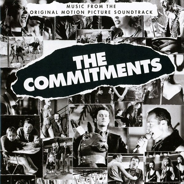 Music From The Motion Picture Soundtrack THE COMMITMENTS
