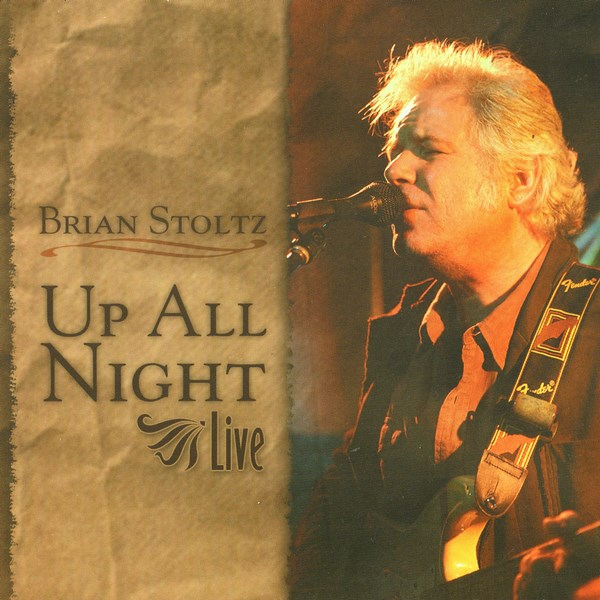 Up All Night BRIAN STOLTZ