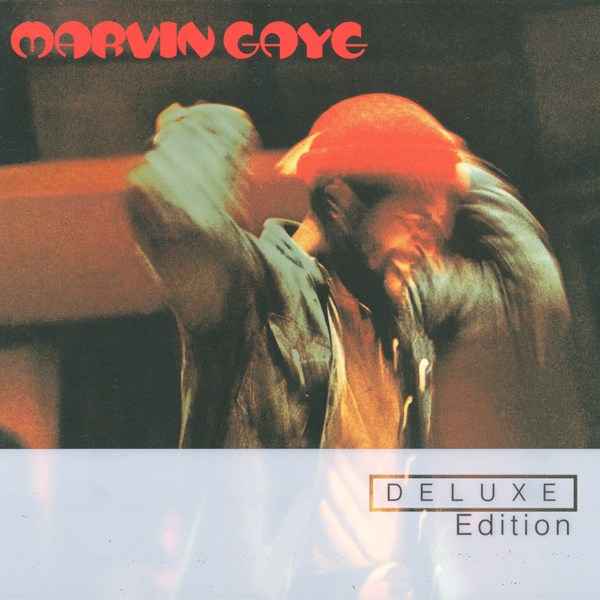 Let's Get It On (deluxe edition - 2001) MARVIN GAYE