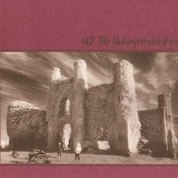 The Unforgettable Fire U2