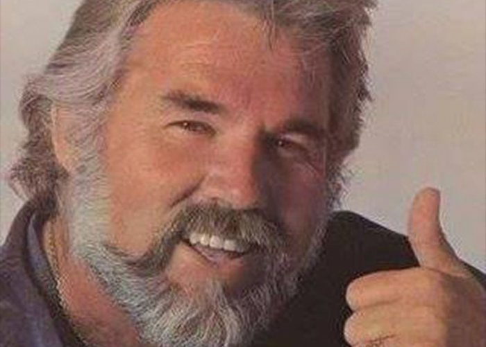 KENNY ROGERS (1938 - 2020)