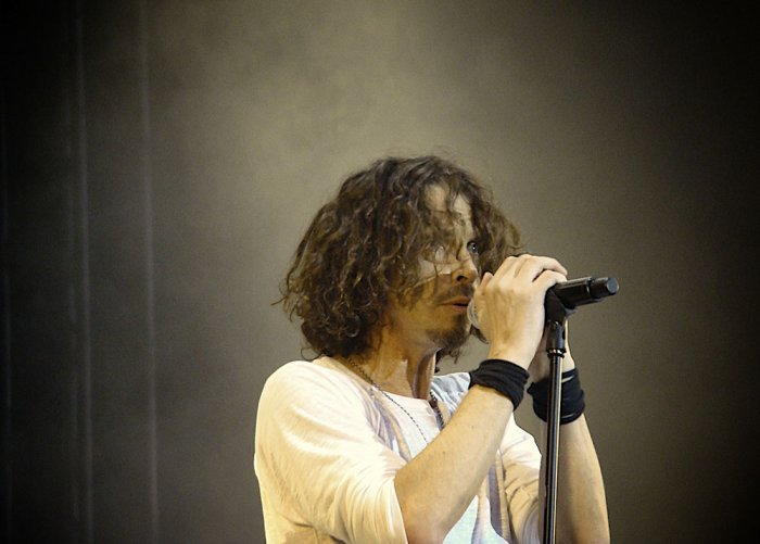 Disco postumo di Chris Cornell