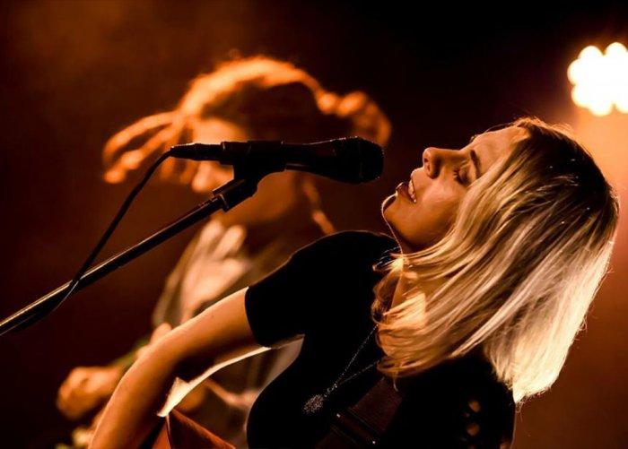 Modern Age è il recente album di Vanessa Peters