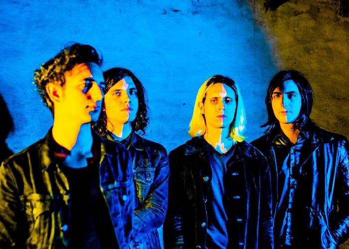 Vyvyd è il recente album della band New Candys
